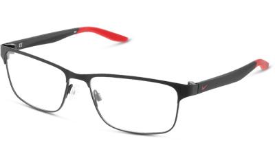 Lunettes de vue Nike NIKE8130 073 SATIN BLACK/GYM RED