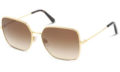 Lunettes de soleil Dolce & Gabbana DG2242 02/13 GOLD