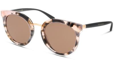 Lunettes de soleil Dolce & Gabbana DG4371 3236/08 TOP PR PINK/MADREPERLA PINK