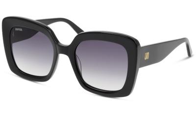 Lunettes de soleil Unofficial UNSF0078 BBG0 black black