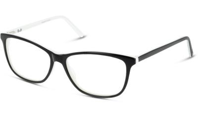 Lunettes de vue DBYD DBOF0001 - new size BW00 BLACK WHITE
