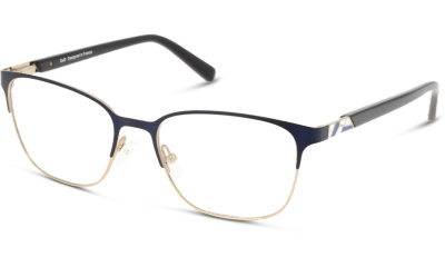 Lunettes de vue DBYD DBOF5018 CC00 Navy Blue Gold