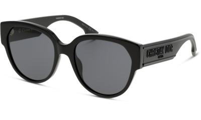 Lunettes de soleil Dior DIORID2 807/2K BLACK/GREY AR