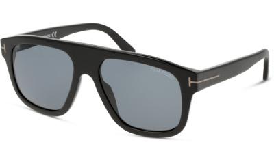 Lunettes de soleil Tom Ford FT0777-N 01A shiny black / smoke