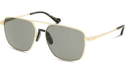 Lunettes de soleil Gucci GG0743S 001 GOLD