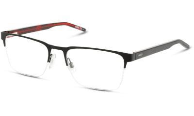 Lunettes de vue Hugo HG 1076 BLX BLACK RED
