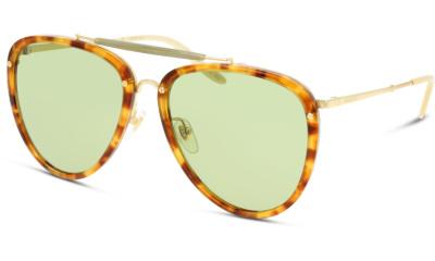 Lunettes de soleil Gucci GG0672S 003 havana/gold