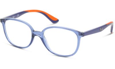 Lunettes de vue RAY-BAN RY1598 3775 TRANSPARENT BLUE