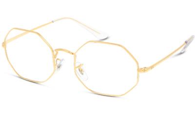 Lunettes de vue RAY-BAN RX1972V 3086 LEGEND GOLD