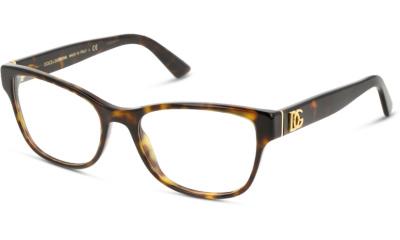 Lunettes de vue Dolce & Gabbana DG3326 602 HAVANA