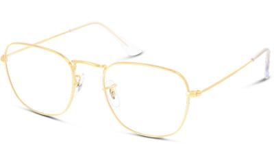 Lunettes de vue RAY-BAN RX3857V 3086 GOLD