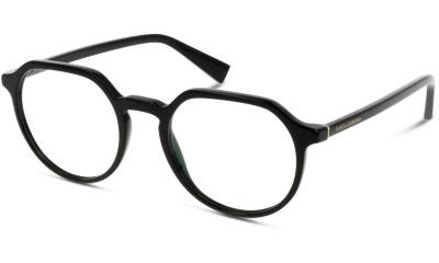 Lunettes de vue Dolce & Gabbana DG3297 501 BLACK
