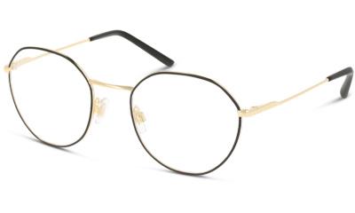 Lunettes de vue Dolce & Gabbana DG1324 1334 GOLD/BLACK