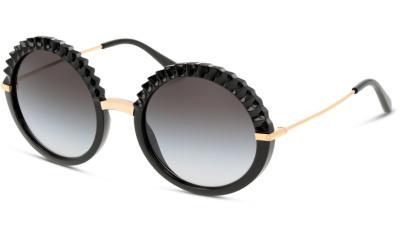 Lunettes de soleil Dolce & Gabbana DG6130 501/8G BLACK