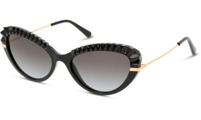 Lunettes de soleil Dolce & Gabbana DG6133 501/8G BLACK