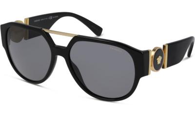 Lunettes de soleil Versace VE4371 GB1/81 BLACK