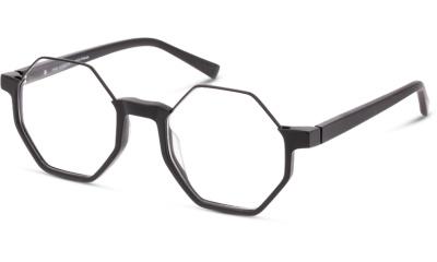 Lunettes de vue MIKI NINN MNOM0035 BB00 black black
