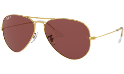 Solaire RAY-BAN RB3025 9196AF LEGEND GOLD