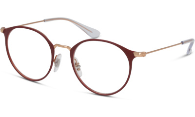 Lunettes de vue RAY-BAN RY1053 4077 ROSE GOLD ON TOP MATTE BOR