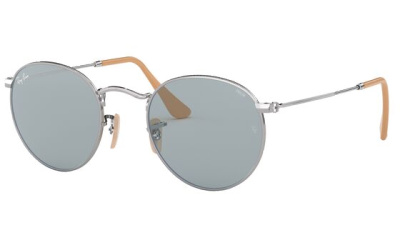 Lunettes de soleil RAY-BAN RB3447 9065I5 SILVER