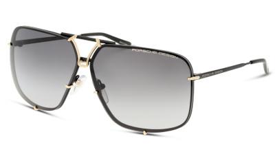 Lunettes de soleil Porsche Design P8928 D BLACK GOLD