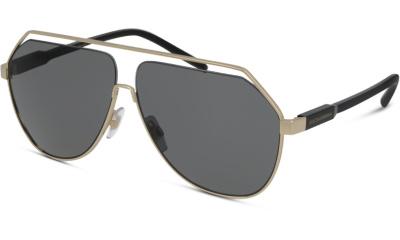Lunettes de soleil Dolce & Gabbana DG2266 02/87 GOLD