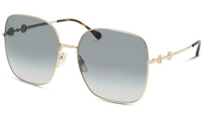 Lunettes de soleil Gucci GG0879S 001 GOLD GREY