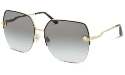 Lunettes de soleil Dolce & Gabbana DG2267 02/8G GOLD/BLACK