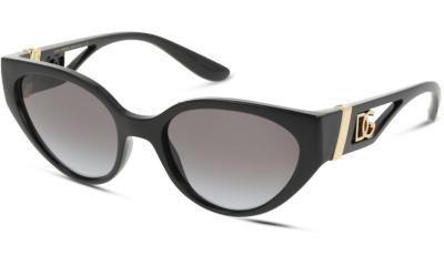 Lunettes de soleil Dolce & Gabbana DG6146 501/8G BLACK