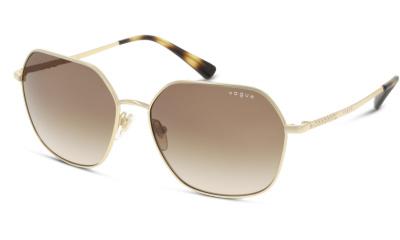 Lunettes de soleil Vogue Eyewear VO4198S 848/13 PALE GOLD