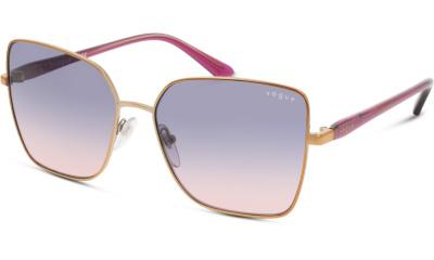 Lunettes de soleil Vogue VO4199S 5075I6 PINK GOLD