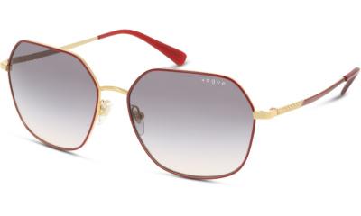 Lunettes de soleil Vogue VO4198S 280/36 TOP RED/GOLD