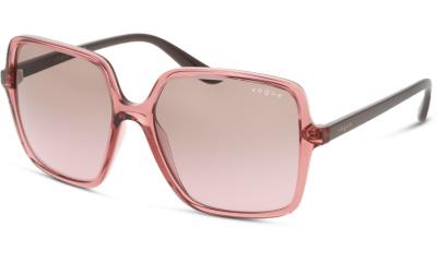 Lunettes de soleil Vogue Eyewear VO5352S 286514 TRANSPARENT CORAL