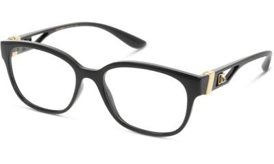 Lunettes de vue Dolce & Gabbana DG5066 501 BLACK