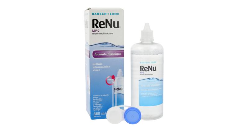 Produit Lentille RENU Renu Mps - 355Ml