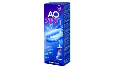 Produit Lentille AOSEPT Aosept Plus - 360 Ml
