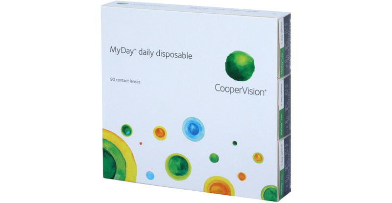 Lentilles de contact Myday Myday