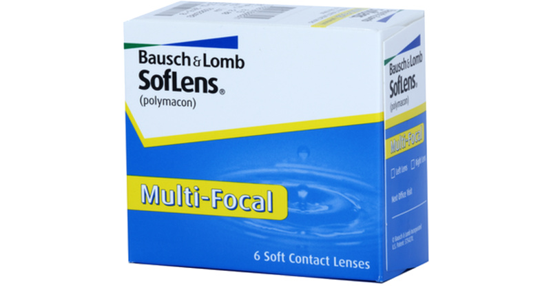 Lentilles de contact Soflens Soflens Multifocal