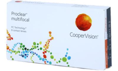 Lentilles de contact Proclear Proclear Multifocal N