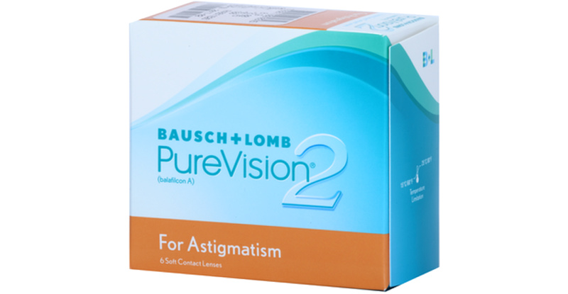 Lentilles de contact Purevision Purevision 2 Hd Pour Astigmates