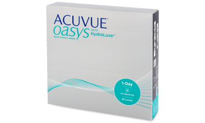 Lentilles de contact Acuvue Acuvue oasys 1 day