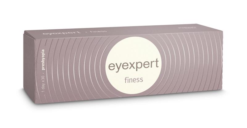 Lentilles de contact Eyexpert Eyexpert Finess for presbyopia Low