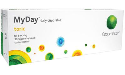 Lentilles de contact Myday MyDay Toric