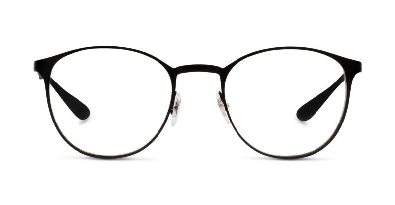 0858c1e7aa Lunettes de vue Ray Ban 6355 2503 MATTE BLACK | GrandOptical