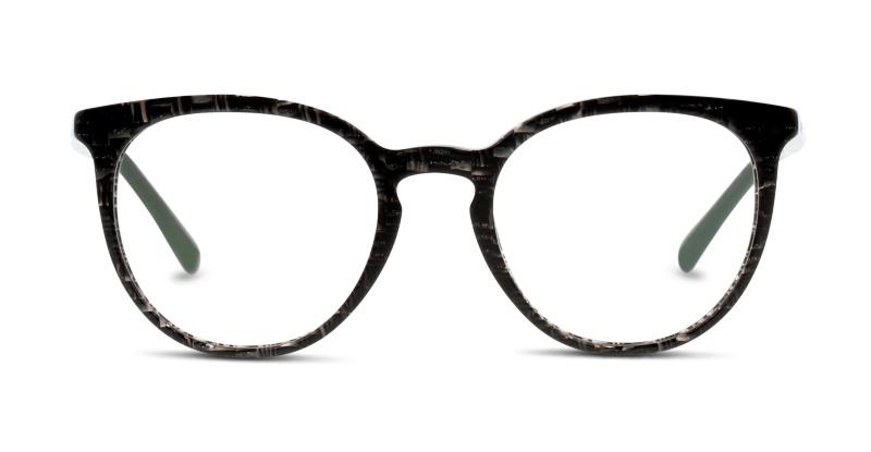 334195bd0a66c Lunettes de vue Chanel 3376H 1636 BLACK GLITTER
