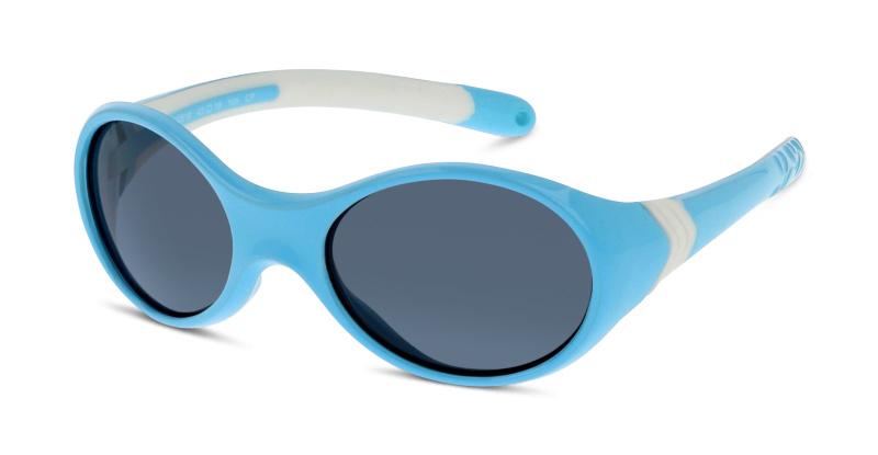 140581a6682af5 Lunettes de soleil Solaris Kids SKCL 008 BL BLUE   Generale D Optique