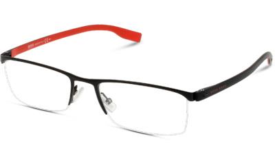 Lunettes de vue Hugo Boss BOSS 0610 FQA BLACK RED