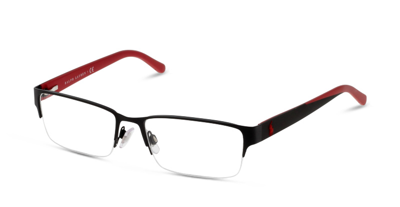 f4236f49f25cc1 Optique Polo Ralph Lauren 1152 9277 MATTE BLACK   GrandOptical