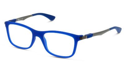 Lunettes de vue Ray Ban 1549 3655 MATTE BLUE