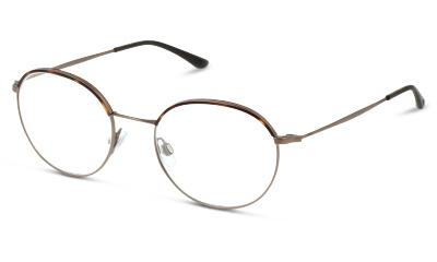 Lunettes de vue Giorgio Armani 5070J 3006 BROWN HAVANA/MATTE BRONZE